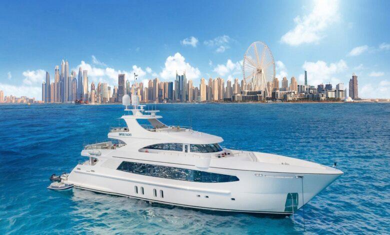 Boat Hire Dubai