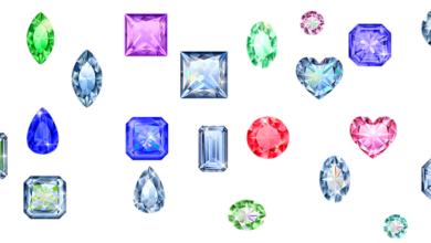 Method to Clean Crystals