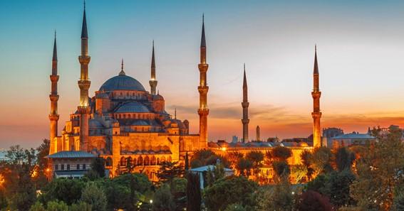 Spots in Turkey