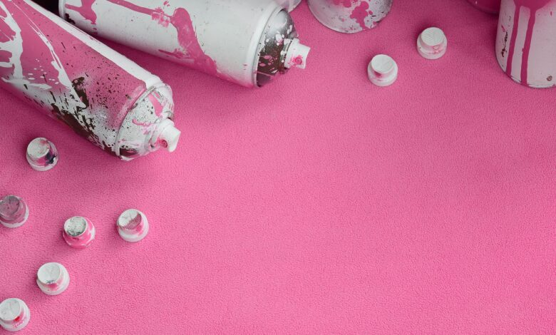 Things you should know to remove spray paints