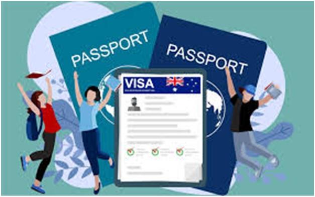 apply for a visa for Australia