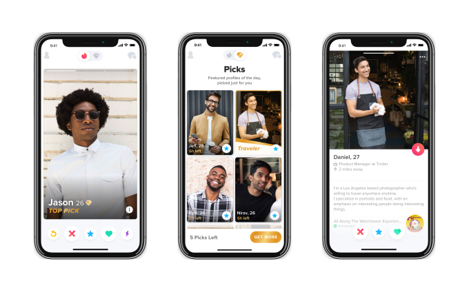 Things to know about tinder top picks