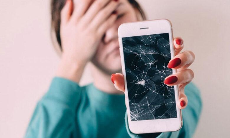 Phone Damaged