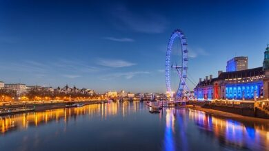 places to visit in United Kingdom