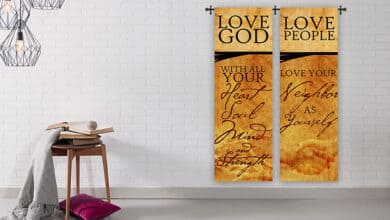 Church Banners – All You Need to Know About Their Design and Use